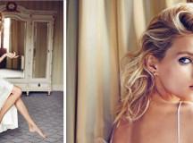 Аня Рубик за Vanity Fair Испания – януари 2014