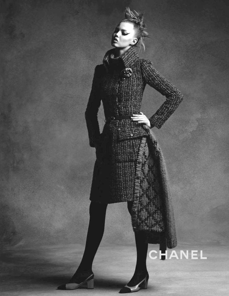 chanel zima 2016 moda